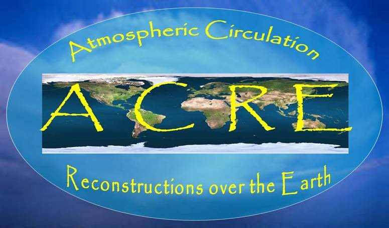 The international Atmospheric Circulation Reconstructions over the Earth (ACRE) initiative both undertakes and facilitates the recovery of historical instrumental surface terrestrial and marine global weather observations to underpin 3D weather reconstructions (reanalyses) spanning the last 200-250 years for climate applications and impacts needs worldwide.  All of the historical surface weather data and the reanalyses are freely available.