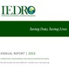 IEDRO Annual Report 2015